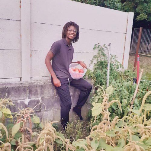 Nathan Sekamonyo  (Youth for Climate La Louvière)
